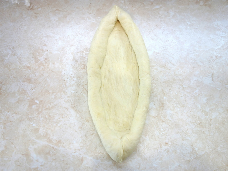 Хачапури по-аджарски (мастер-класс)