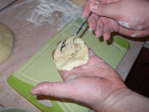 Пирожки жареные Универсальные (мастер-класс)