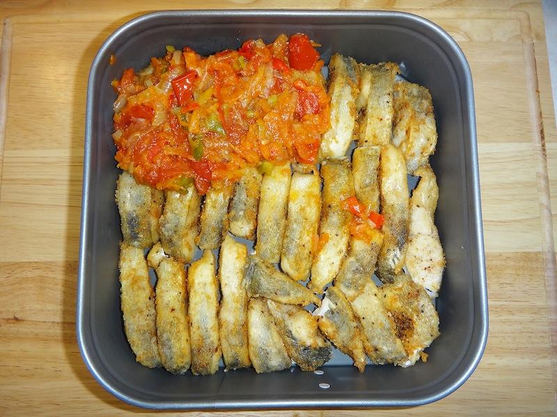 белье рыба под маринадом рецепт отзыаы Polyprpilene, входящие