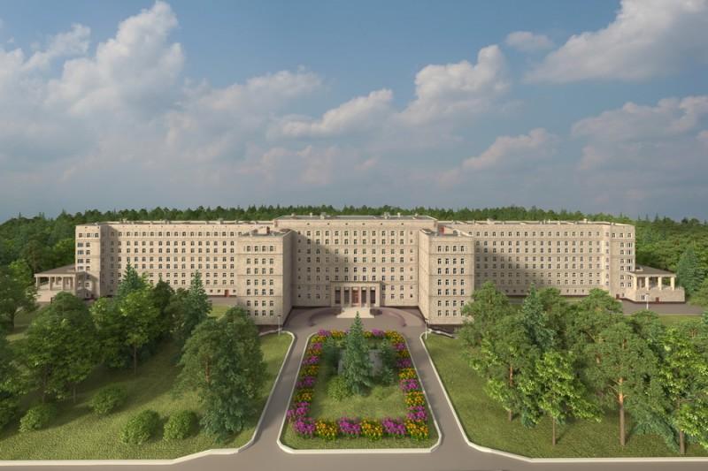 Зеленогорск санкт-петербург больница
